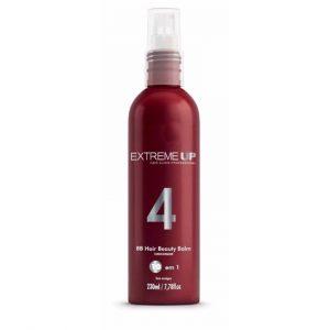Несмываемый кондиционер для поврежденных волос Extreme 4 BB Hair Beauty Balm 230ML (7.78 fl.oz)