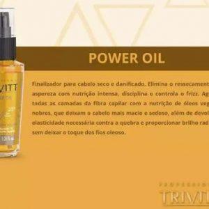 Укрепляющее масло для волос Trivitt Power Oil 30ML