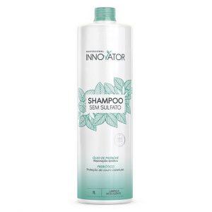 Безсульфатный шампунь для чувствительной кожи головы Innovator Shampoo Sem Sulfato 1000ml