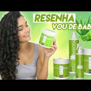 Набор для укрепления и оздоровления волос Griffus Kit Shampoo+Condicionador Linha Vegana Vou de Babosa 420+420