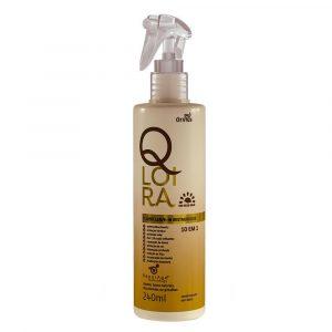 Флюид для восстановления светлых волос БЛОНД Griffus Leave-in Qloira Fluido Restaurador 240 ml