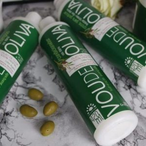 Набор для сухих волос Griffus Kit Shampoo+Condicionador Linha Vegana Vou de Oliva 420 ml