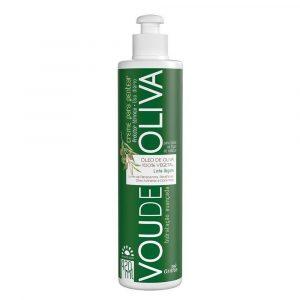 Кондиционер несмываемый для сухих волос Griffus Creme Para Pentear Vou De Oliva 420 ml