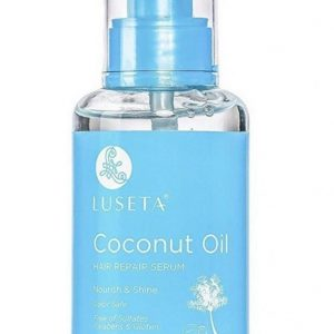 Масло кокосовое для волос Luseta Coconut Oil Hair Repair Serum 100 ml