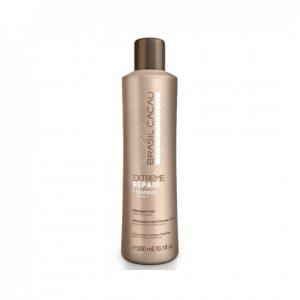 Шампунь для экстремального восстановления Cadiveu Brasil Cacau Extreme Repair Shampoo 300 ml