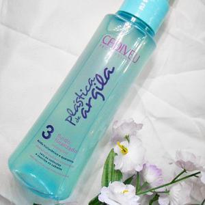 Флюид для восстановления волос Cadiveu Plastica De Argila Fluido Finalizador 115 ml
