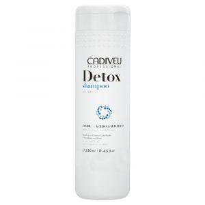 Шампунь для жирных волос Cadiveu Detox Shampoo 250ml