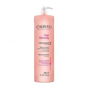 Кондиционер для реконструкции волос Cadiveu Hair Remedy Condicionador 980 ml