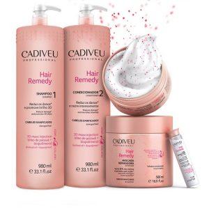 Маска для реконструкции волос Cadiveu Hair Remedy Repairing Mask 500 ml