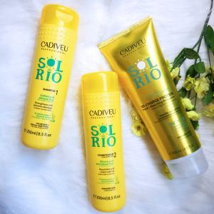 Шампунь для укрепления волос Cadiveu Sol do Rio Shampoo 250ml