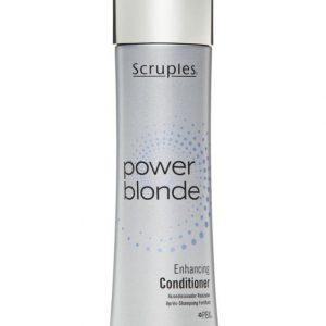 Укрепляющий безсульфатный кондиционер для светлых волос Scruples Power Blonde Conditioner 250ml