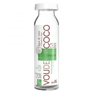 Ампула для ревитализации волос на основе кокосового масла Griffus Vou De Coco Agua de Coco 30ml