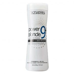 Пудра для осветления волос на 9 тонов Power Blonde 9+ Lightening Powder 650g