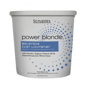 Глина для балаяжа Power Blonde Balayage Clay Lightener (tub) 454g