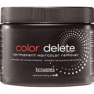 Ремувер для снятия перманентного красителя с волос COLOR DELETE Permanent Haircolor Remover 113.4g