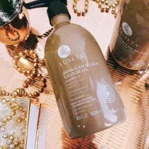 Шампунь против выпадения волос Luseta Jamaican Black Castor Oil Shampoo 500 ml