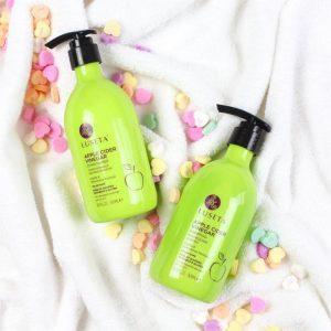 Кондиционер для стимуляции роста волос Luseta Apple Cider Vinegar Conditioner 500ml