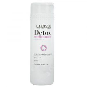 Кондиционер для питания волос Cadiveu Detox Conditioner 250ml