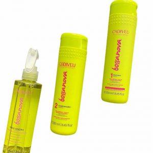 Шампунь для кудрявых волос Cadiveu Bossa Nova Shampoo 250ml