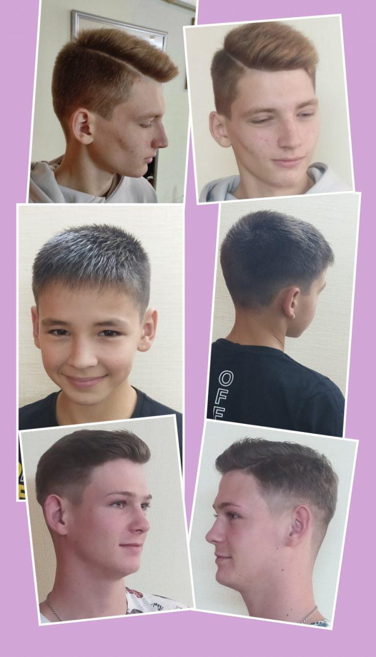 парикмахер с нуля за один месяц